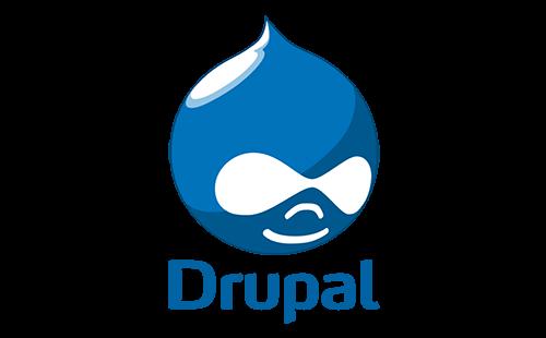 Brokins webdesign drupal logo